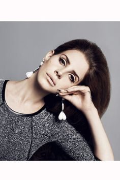 Lana Del Rey for H Fall Campaign '12