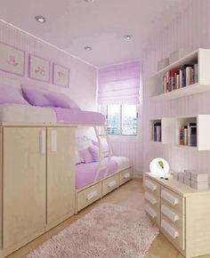 bunk bed girls room?
