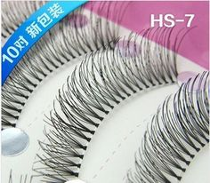 New 30Pair handmade False Eyelashes Quality lash Eyelash japan Eye Lashes natural eye lashes
