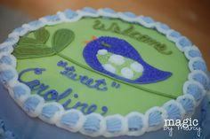 """Such a """"tweet"""" cake  www.magicbymarcy.com"""