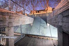 Mémorial de l'abolition de l'esclavage.