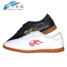 Top-Quality-2-color-PU-Leather-Adult-Male-Female-Taichi-font-b-Shoes-b-font-Wushu.jpg (800×800)