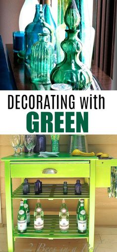 DIY Home Decor, think about these eye-catching decor ideas now. A decorating reference number 1170108382 now. Rustic Country Homes, Beautiful Wall, Color Themes, Diy Wall, Decorating Tips, Diy Home Decor, Gallery Wall, Diy Projects, Green