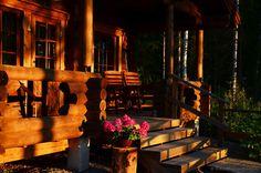 Kastehelmi aamu-auringossa www.murajantila.blogspot.com