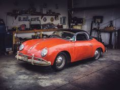 1957 Porsche 356 A 1600 Speedster by Reutter   Hershey 2016   RM Sotheby's