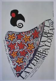 Cartel de la verbena de la Paloma. Madrid