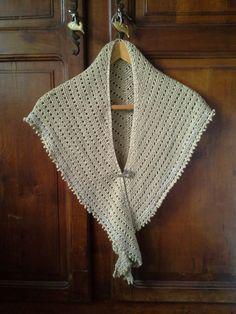L'éternité c'est long, surtout vers la fin : châle Unilintu (tuto inside) – ze knitting bird