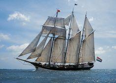 Dutch ship 'Oosterschelde' was built in the Netherlands in 1917.