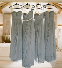 Popular Rustic Bridesmaid Dresses Colours For Your Country Weddings #bridesmaiddresses #tulleandchantilly