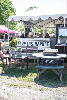 how to start your own flea market business