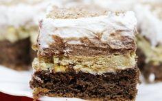 Risultati immagini per prajitura Romanian Food, Romanian Recipes, Homemade Sweets, Raw Vegan, Biscuit, Cookies, Baking, Desserts, Sweets