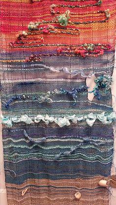 Ravelry: Saori Weaving