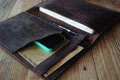 Moleskine cover. Leather cover journal. by JustWanderlustShop, $182.00