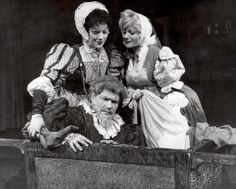 The Merry Wives of Windsor - 1959 Dance Department, Festival One, Shakespeare Festival, Windsor, Drama, Merry, Drama Theater, Dramas