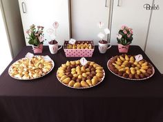 Pink and Brown Bridal/Wedding Shower Party Ideas   Photo 2 of 32   Catch My Party