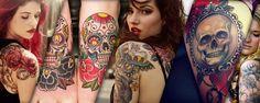 mira los más de 35 bonitos tatuajes de flores para chicas -> http://jorgelessin.com/mas-de-35-super-tatuajes-de-flores-para-chicas/