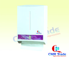 CMR Trade provides #DryTissueDispenser which is available with small PapperDispenser and Big paper dispenser.