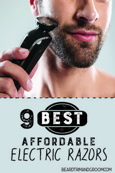 Most people are concerned with staying within a tight budget, which means spending a bit more time searching which grooming products to purchase based on your needs and your price. There are so many razors to choose from and to find a budget friendly electric razor can be very overwhelming. So, to make choosing a cheap electric razor simpler for you, we have reviewed the best affordable electric razors available. #beardtrimandgroom #beardgrooming #mensgrooming #shaving #electricrazor Shaving Tips, Wet Shaving, Shaving Products, Best Safety Razor, Beard Accessories, Mens Shaving Cream, Shaving Machine, Trimmer For Men, Beard Grooming