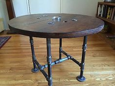 17 best ideas about Wooden Spool Tables on Pinterest | Wooden spools, Cable spool ideas and Spool tables