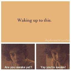 Harry Imagine HOPING AND WISHING AND HAVING FAITH!!