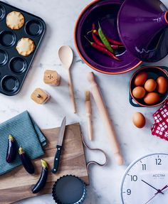 From rolling pins to tagines, we have all the tools you need to become a masterchef in your kitchen