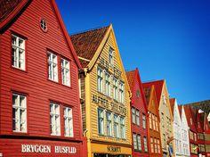 Norwegian Wooden Houses. Fine Art Photography. by happeemonkee, $35.00