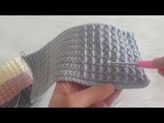 Crochet Stitches For Blankets, Crochet Blanket Patterns, Knitted Blankets, Baby Blanket Crochet, Baby Knitting Patterns, Crochet Baby, Knitted Hats, Knit Crochet, Square Patterns