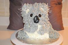 My first Koala Bear cake Bear Cakes, Shower Ideas, Fun Stuff, Cooking Recipes, Baby Shower, Animal, Desserts, Design, Fun Things