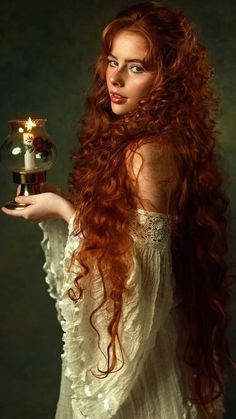 Curly Hair Styles, Natural Hair Styles, Beautiful Red Hair, Foto Art, Strawberry Blonde, Ginger Hair, Female Art, Photos Of Women, Redheads