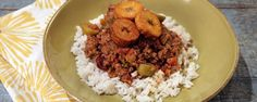 Picadillo Stew Recipe | The Chew - ABC.com by Rita Moreno