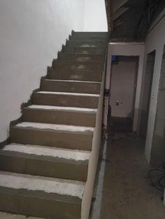 Vyrovnanie schodov sanačnými maltami. 💪💪👍👍 Práca je hotová. 📲📲📲📲 art4you.sk