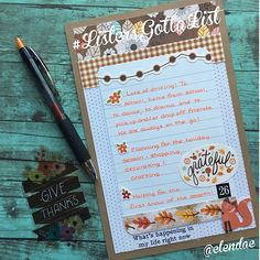 #ListersGottaList - November 26 - What's Happening In My Life Right Now. Sources tagged. #ListersGottaListNOV #plannergirl #plannerlove