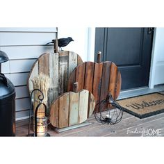 Fall Home Decor DIY Projects - The Cottage Market