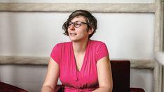 """Schoolmaker Saskia Vandeputte antwoordt op vragen over evalueren en rapporteren. """"Evalueren is een proces van observeren, feedback geven en bijsturen."""""""