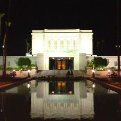 The Mesa Temple