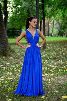 Fairytale Collection: Blue Moon Dress