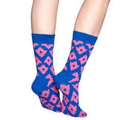 Happy Socks LILY Sock Damen Socken HSF225  | eBay Crazy Socks, Colorful Socks, Happy Socks, Lily, Fashion, Women's, Moda, La Mode, Lilies