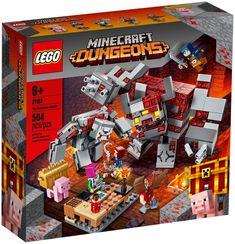 Lego The Redstone Battle Lego Minecraft, Minecraft Toys For Kids, Minecraft Brick, Lego Friends, Legos, Arma Nerf, Best Lego Sets, Cool Lego Sets, Lego Sets For Boys