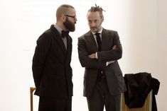 On the Street…… Angelo & Gianluca « The Sartorialist March 2013