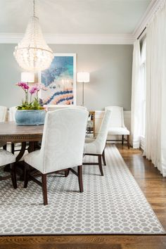 dining room | Kendall Simmons