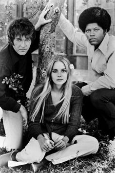Mod Squad - I use to have to sneak to watch this.  Only saw maybe 5 shows