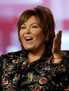 HOLLYWOOD - Roseanne the sitcom was a hit. Roseanne the comedian/actress/executive producer turned out to be a disaster. What with the crotch grabbing at a . Roseanne Tv Show, Roseanne Barr, Amy Sherman Palladino, New Television, One Liner, Executive Producer, Theme Song, Comedians, Tv Shows