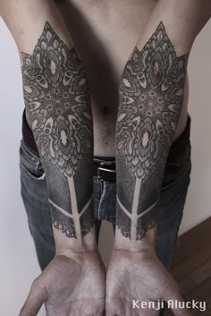 Kenji Alucky #ink #tattoo