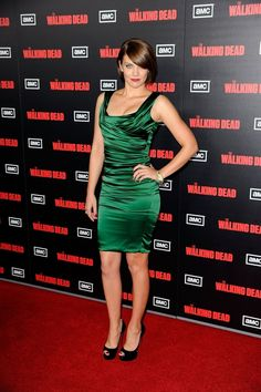 Lauren Cohan born January 1982 (age in Cherry Hill, New Jersey, United States. She is famous British-American actress and model. Lauren Cohen, Award Show Dresses, Maggie Greene, American Actress, Gentleman, Classy, Hollywood, Actresses, Celebrities