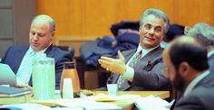 "Mafia boss John Gotti, who was nicknamed the ""Teflon Don"" after escaping unscathed from several trials during the is sentenced to life in prison after Real Gangster, Mafia Families, Neutral, Life Of Crime, Criminology, The Godfather, Serial Killers, The Life, Sentences"