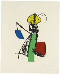 "Find the latest shows, biography, and artworks for sale by Joan Miró. Joan Miró rejected the constraints of traditional painting, creating works ""conceived w… Spanish Painters, Spanish Artists, Joan Miro, Traditional Paintings, Max Ernst, Famous Artists, Magritte, American Artists, Online Art Gallery"