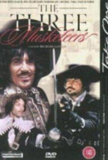 The Three Musketeers starring Oliver Reed, Richard Chamberlain, MIchael York, and Raquel Welch