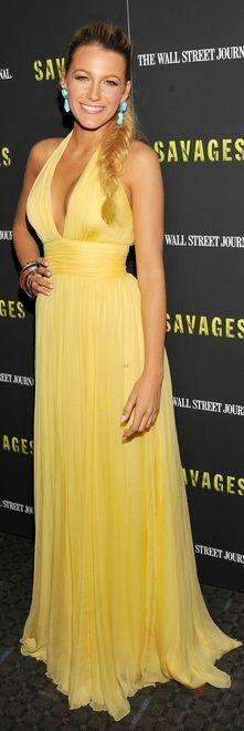 Blake Lively's divine dress