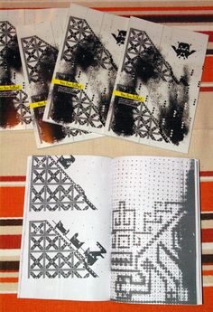 'Fax for Folket' the book!  66 pages in paperback with works of raquel meyers, goto80, Dan Brännvall and +++.