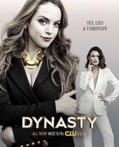153 Best Dynasty Images Tv Series Elizabeth Gillies Elizabeth